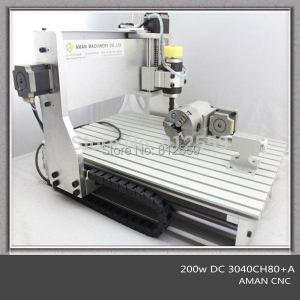 DSP دستگاه روتر 3D cnc