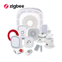 Security Alarm System Zigbee Smart Home Automation System Kit
