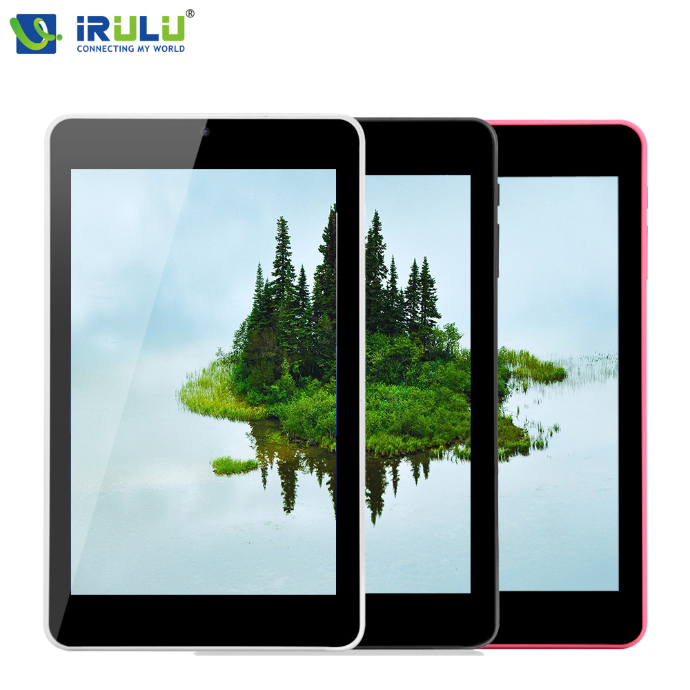Original iRULU eXpro X4 7 inch IPS Tablet PC 1280*800 Android 5.1 Quad Core Tablet 1GB RAM 16GB ROM Dual Cam Bluetooth Wifi