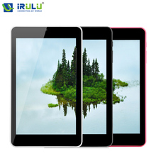 D'origine iRULU eXpro X4 7 pouce IPS Tablet PC 1280*800 Android 5.1 Quad Core Tablet 1 GB RAM 16 GB ROM Double Cam Bluetooth Wifi