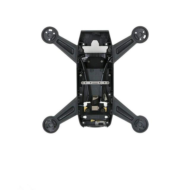 Genuine DJI Spark Part   Middle Frame Body Shell Cover Case for RC Drone Housing Replacement Service Spare Parts