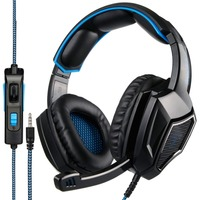 SADES SA920 Plus PS4 Gaming Headset Gamer Bass Headphones with Mic for Xbox one Switch PC Phone PUBG Game headset Stereo Casque