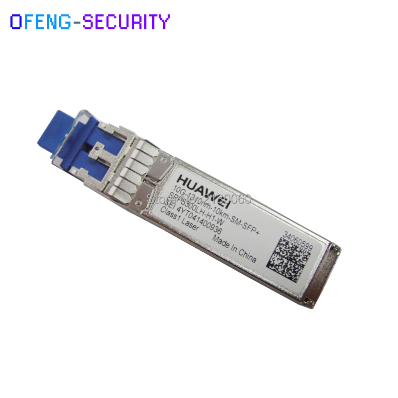 US $25 0 |huawei SFP Module 10G 1310nm 10KM SM ESFP SFP+ S4016559 spp5300LH  H1 W Original 100% New-in Transmission & Cables from Security & Protection