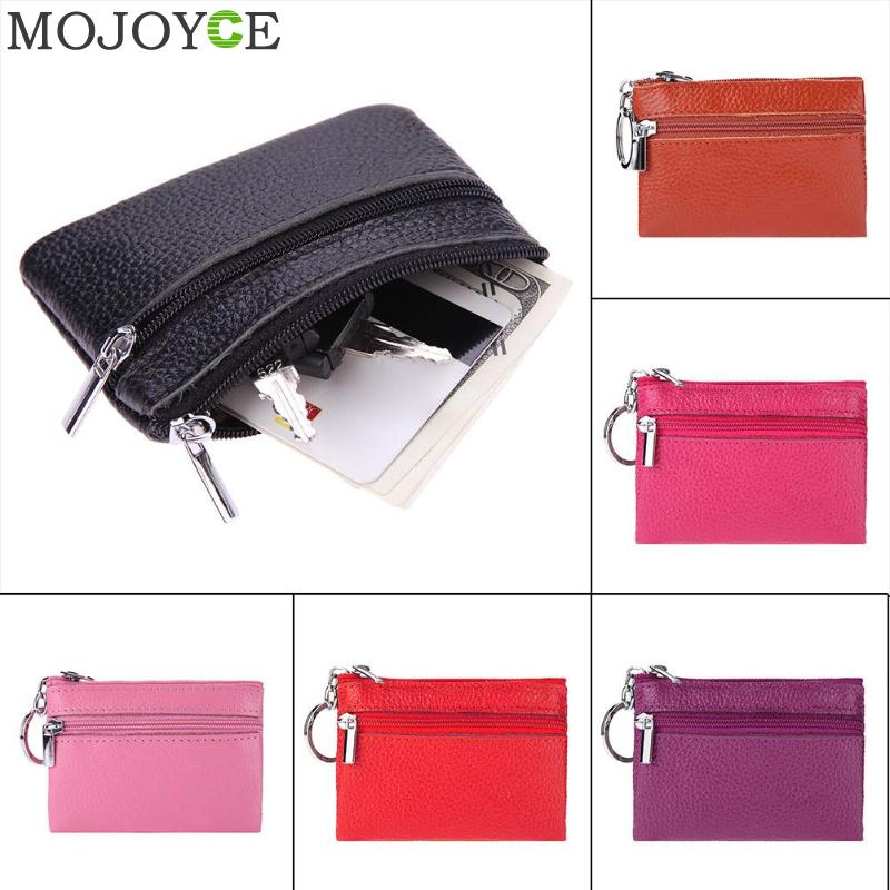 Unisex PU Leather Coin Purses Women's Small Change Money Bags Zipper Pocket Mini Wallets Key Holder Case Children Small Pouch cute cats coin purse pu leather money bags pouch for women girls mini cheap coin pocket small card holder case wallets