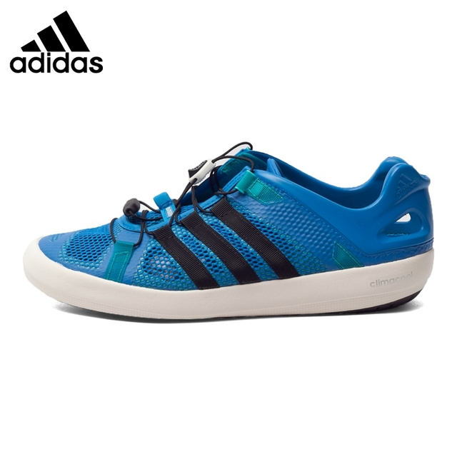 Original New Arrival Adidas Climacool Boat Breeze Men's Aqua Shoes Outdoor  Sports Sneakers