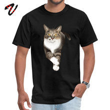 Funny Zoey Men Tshirts Prevailing Summer Tiger Sleeve Crewneck Nazi Tops & Tees Camisa Free Shipping