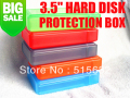 HDD HARD DRIVE DISK STORAGE BOX PROTECTION TANK