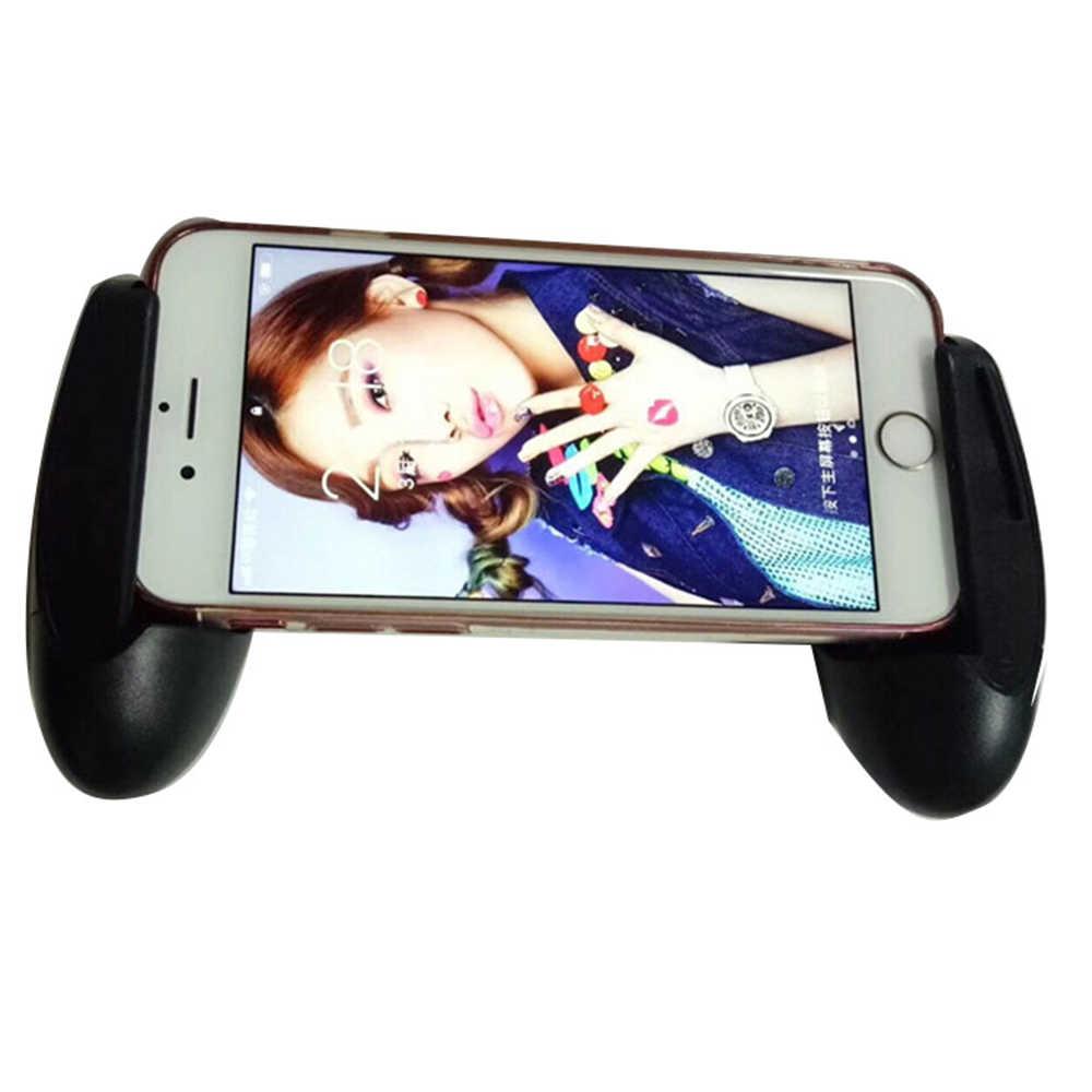 BOLAKER гусиное яйцо ручка мобильный игровой Кронштейн монтажный зажим Поддержка для iPhone samsung huawei игровой ремень растягивающийся