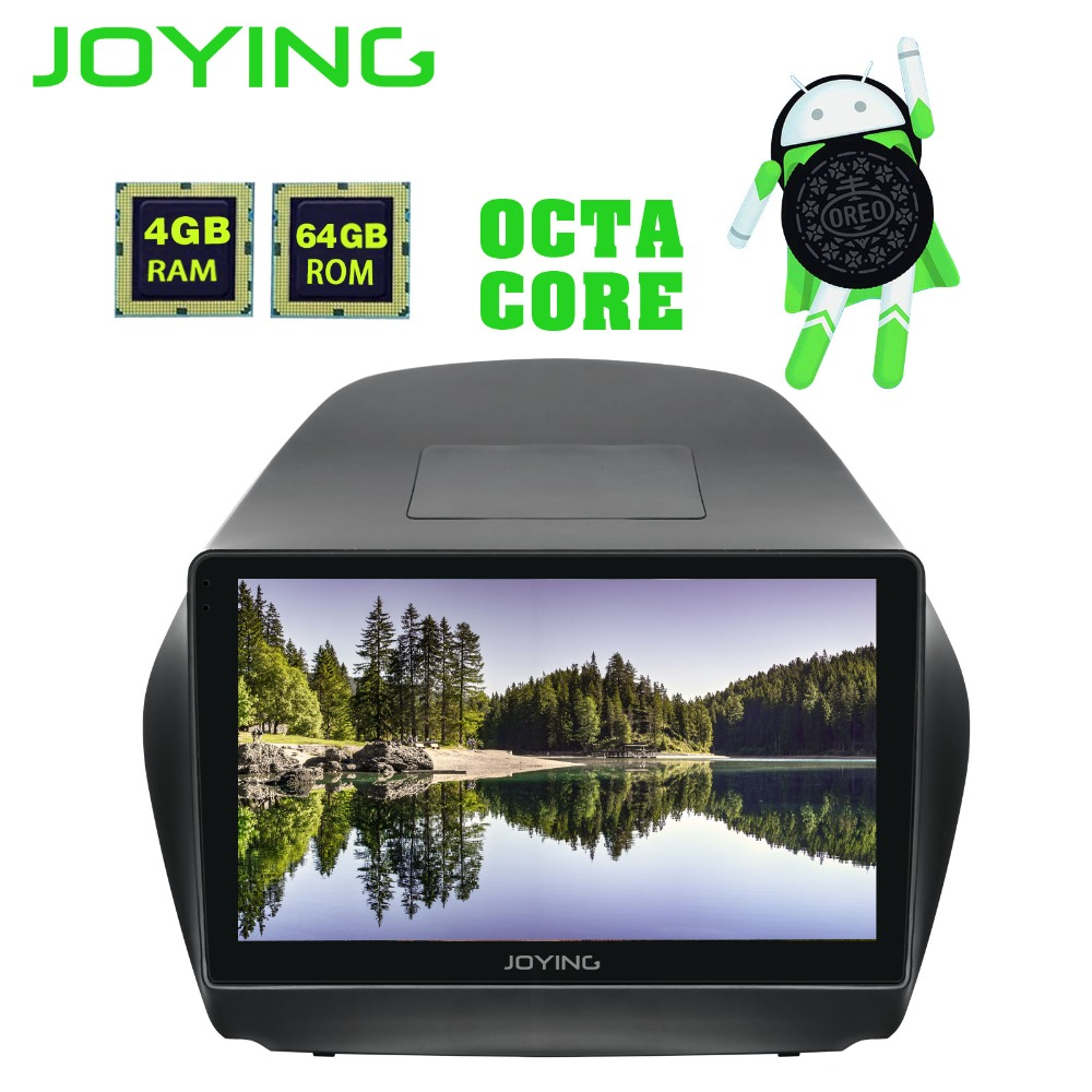 10,1 радуясь ips 4 ГБ + ГБ 64 Гб головное устройство Android автомобильный Радио Стерео мультимедийный плеер для hyundai IX35 Tucson 2016 2011 gps навигация