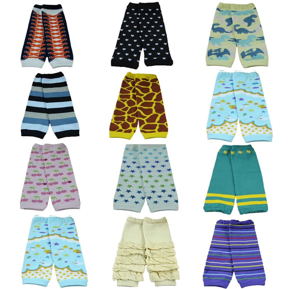 Girl Toddler Stripe Star Arm Leg Warmers Winter Warm Cotton Socks Tights SCKXW0503