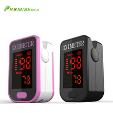 PRO-F4 black+pink Finger Pulse Oximeter,Heart Beat At 1 Min Saturation Monitor Heart Rate Blood Oxygen SPO2 CE Approval