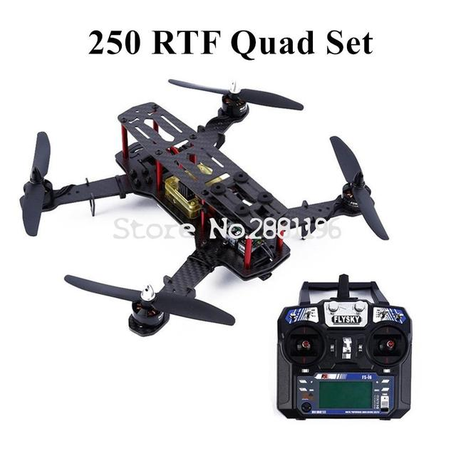 250 RC Drone FPV Quadcopter RTF Race Frame Kit 210 Ready to fly ...