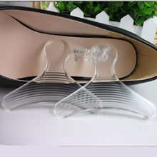 HOT Silicone Foot Heel Protector Shoe High  Dance Insole Pad Cushion Gel Grips Foot Protector