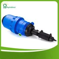 비료 인젝터 디스펜서 비율 0.4%-4% 4-30 섭씨 물 구동 화학 자동 투약 장치 가축