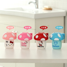 Hello Kitty Cute cartoon Creative Home Furnishing Toothpaste Squeezer Toothpaste Dispenser Bathroom Home Tube Rolling Holder