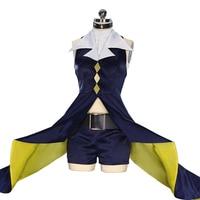 [STOCK] 2018 Anime Shugo Chara Tsukiyomi Utau Morph Uniform Cosplay Costume Full Set For Women Halloween Free Shipping New.