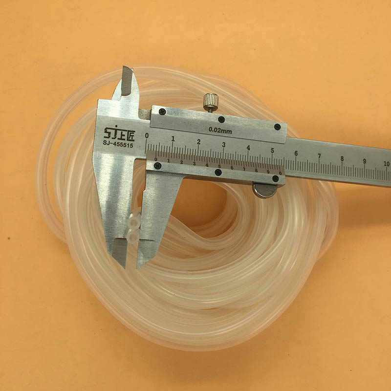Silikon Tabung Tinta 4.5X2.5 Mm Ultra Lembut Tinta Pipa Selang untuk Mutoh VJ1604 1638 1624 RJ900C Epson DX5 DX7 Capping Majelis Pompa Pipa