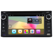 Car Radio For Toyota Universal Android 6.0 System Screen Autoradio For Corolla Camry Yaris Avensis Prius Support Camera Wifi SWC