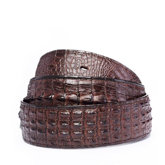 Leather Designer Belt 8