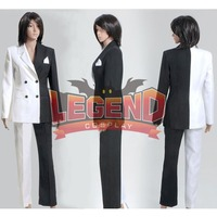 lady two face Cosplay Costume Adult superhero outfit cosplay costume