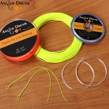2 3 4 5 6 7 8 WT Fly Fishing Line Combo Weight Forward Floating Yellow