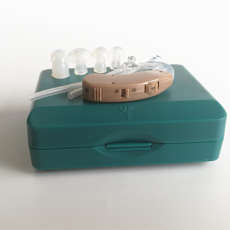 AXON Hearing Aid aids for the elderly F 998 digital audiphones Ear care tool deaf Adjustable