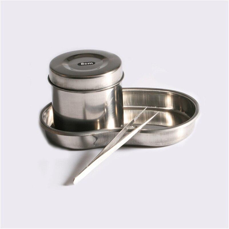 3 Pieces Fine Tip Jewelry Tweezer Forceps Precision Tweezers High Grade Stainless Repair Tool Cynamed