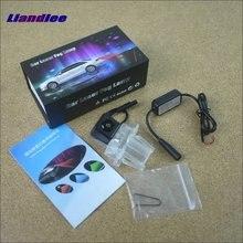 Liandlee For Mercedes Benz C180 C200 C280 C300 C350 C63 AMG Projection Lamp Prevent Rear Warning Light Haze Rain Fog Snow Lamps цена 2017