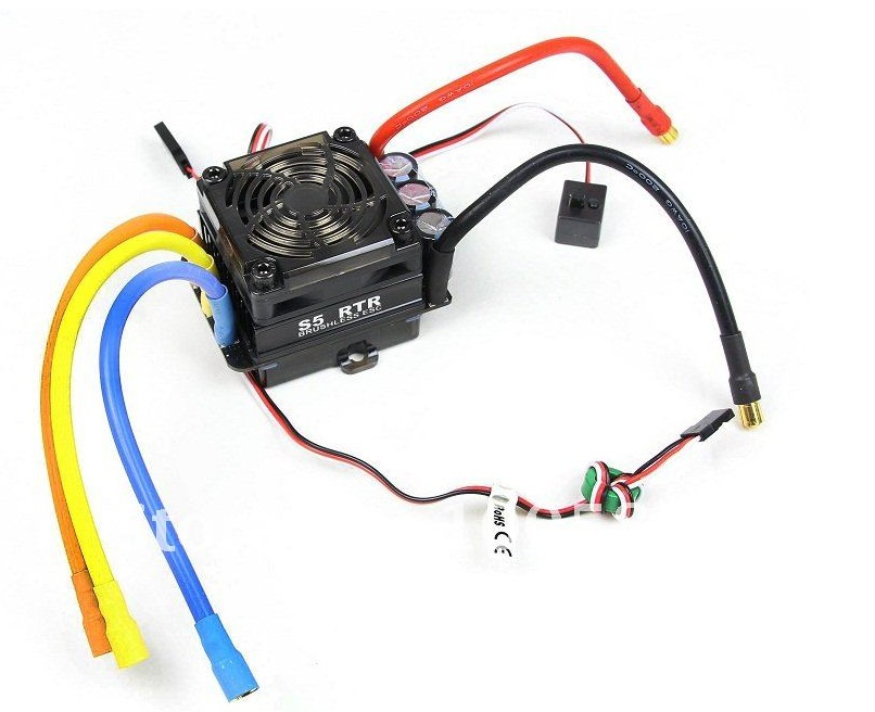 E-baja Brushless Motor 150A ESC for 1/5 Gas Powered Baja to Electric Brushless Motor Baja for hpi rovan km baja 5b 5t parts подлокотники в авто 2015 skoda octavia a5 2008 2010