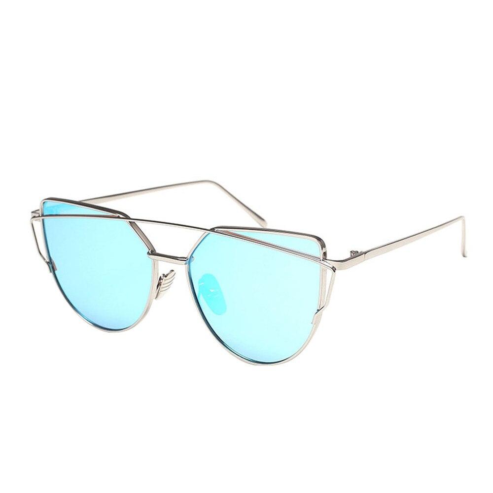 Risultati immagini per occhiali specchio blu donna