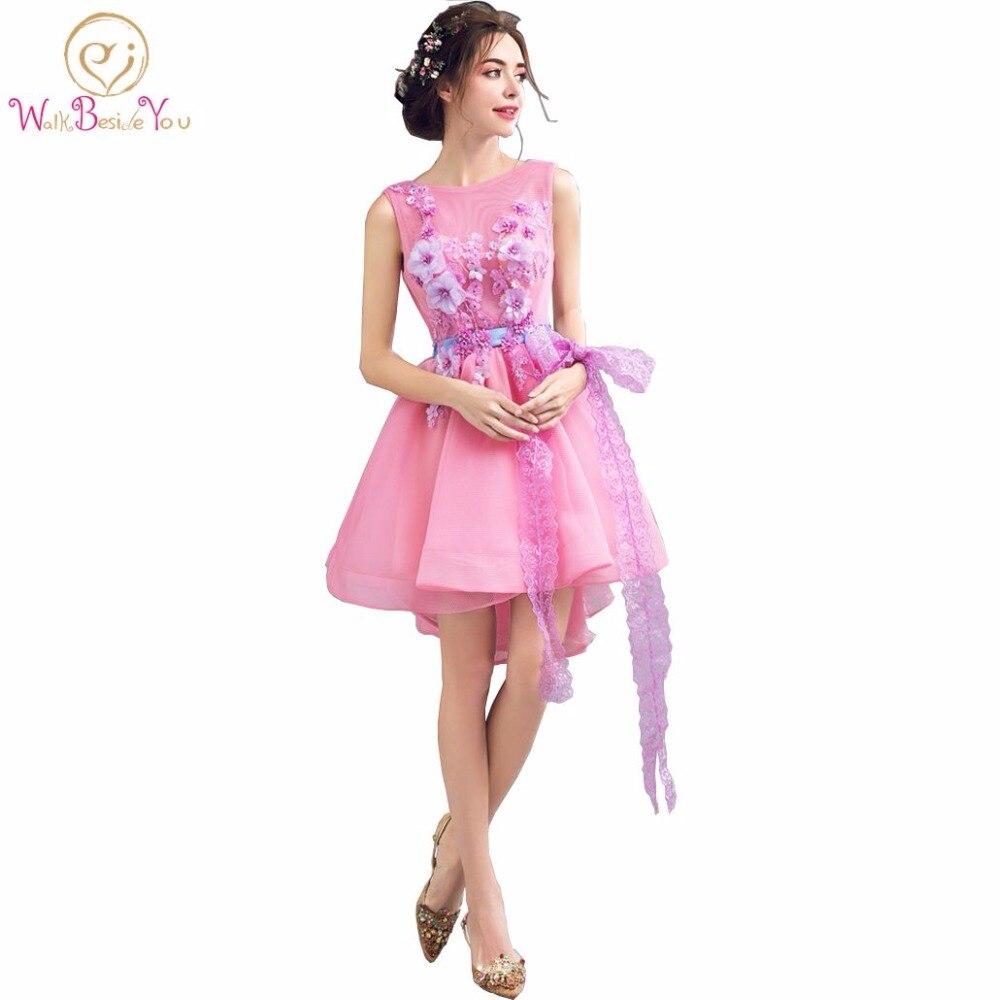 Encantador Vestidos De Color Rosa De Baile Del Reino Unido Galería ...