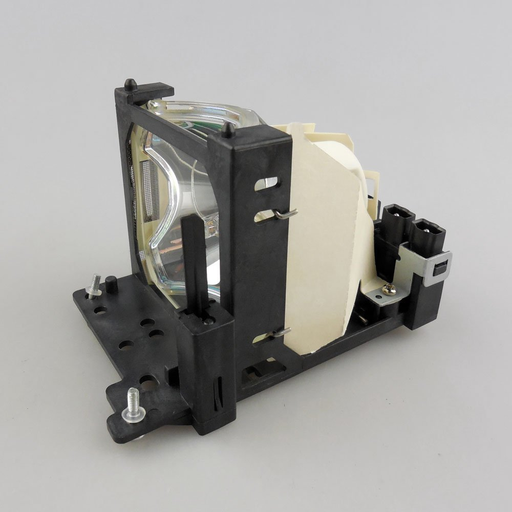 DT00401  Replacement Projector Lamp with Housing  for  HITACHI CP-HS1000 / CP-S225 / CP-S225A / CP-S225AT / CP-S225W  CP-S225WAT dt01151 projector lamp with housing for hitachi cp rx79 ed x26 cp rx82 cp rx93 projectors