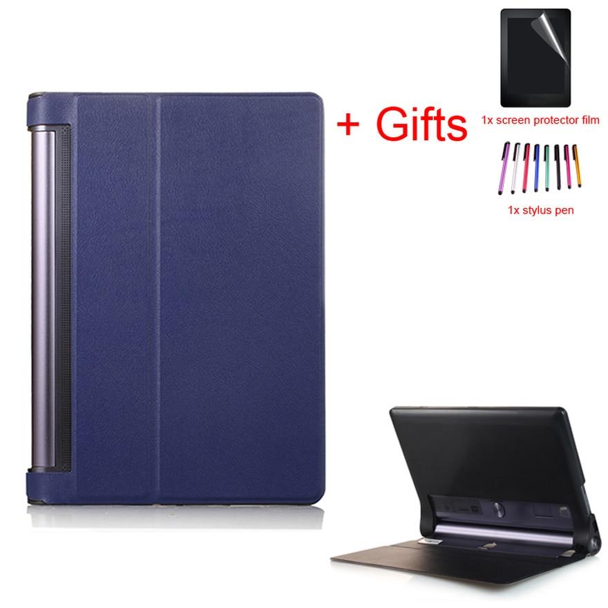 Flip PU Leather Case for Lenovo YOGA TAB 3 PRO 10 1 X90L F Yoga TAB