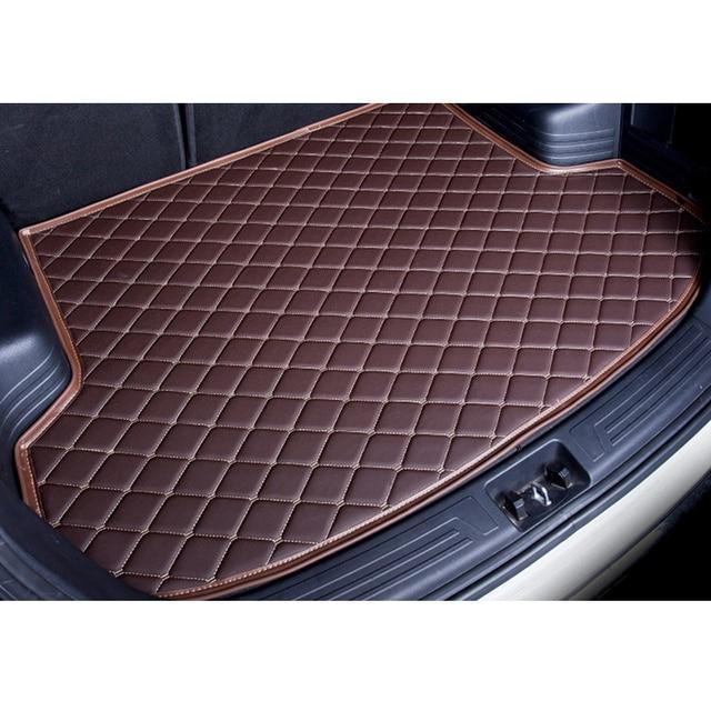 custom car trunk mat for Hyundai all models Grand SantaFe Sonata New Santafe ENCINO Verna Elantra Avante MISTRA ix25 ix35 Tucson