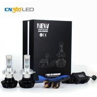 CN360 LED 7HL LED H4 9003 HB2 Led Car Headlight Bulbs 16 PCS ZES 50W 4000LM