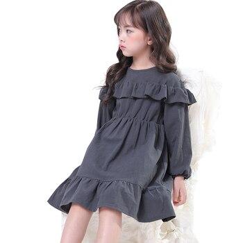 Vestido De Princesa De Perforación Caliente Rojo Para Niña