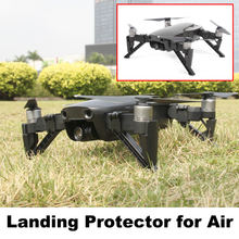 4PCS Landing Gear Kits For DJI Mavic Air Drone Extended Stabilizers Landing Leg Protector Gimbal Camera Guard Spare Parts