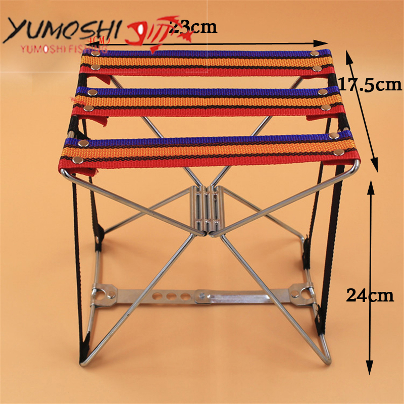 Superb Us 11 4 40 Off Fishing Chair Folding Chair Material Steel 600D Oxford Cloth Lightweight Super Strength For Outdoor Camping Stool Fishing Tool In Evergreenethics Interior Chair Design Evergreenethicsorg