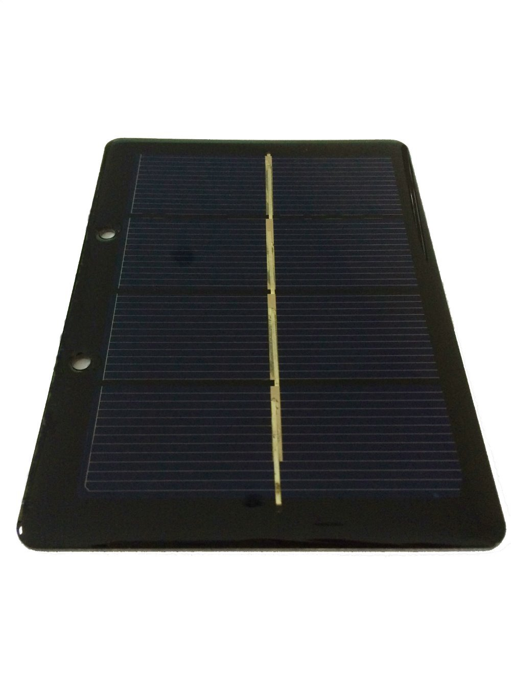 Solarparts 5pcs 2V 600mA Epoxy Resin Polycrystalline Solar Modules mini factory selling price solar cell panel system kit toys