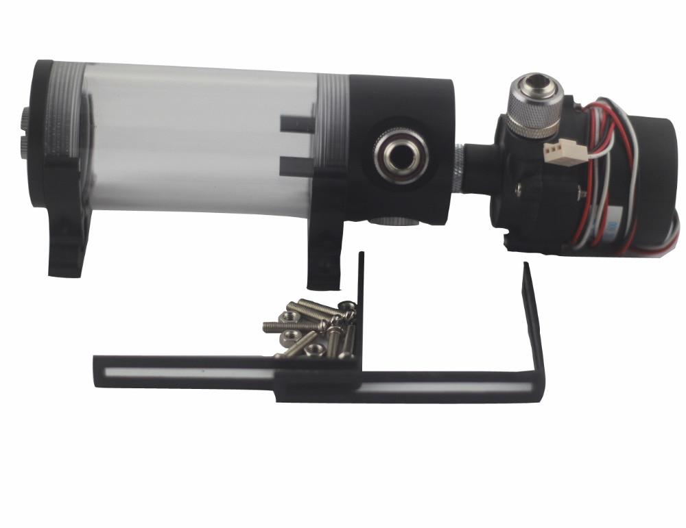 140-mm cilinderwatertank + SC600-pomp alles-in-een set Maximale - Computer componenten - Foto 3