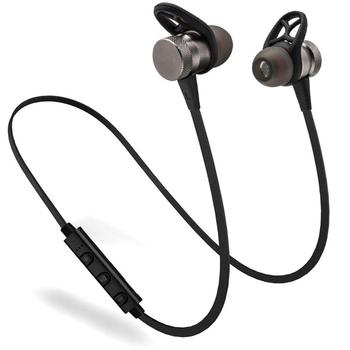 SHOOT Sport Bluetooth Headphone Wireless Headset Magnetic Bottom Earbuds with Mic