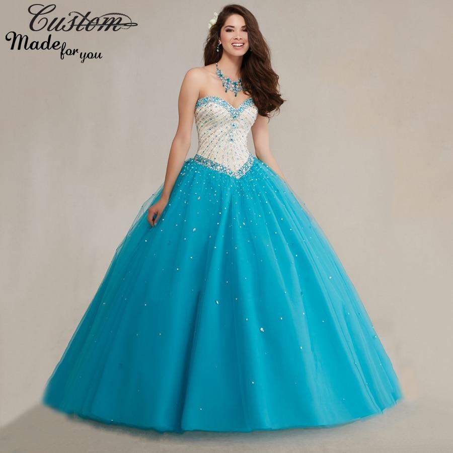 Moda vestidos 15 – Vestidos de noche con estilo 2018