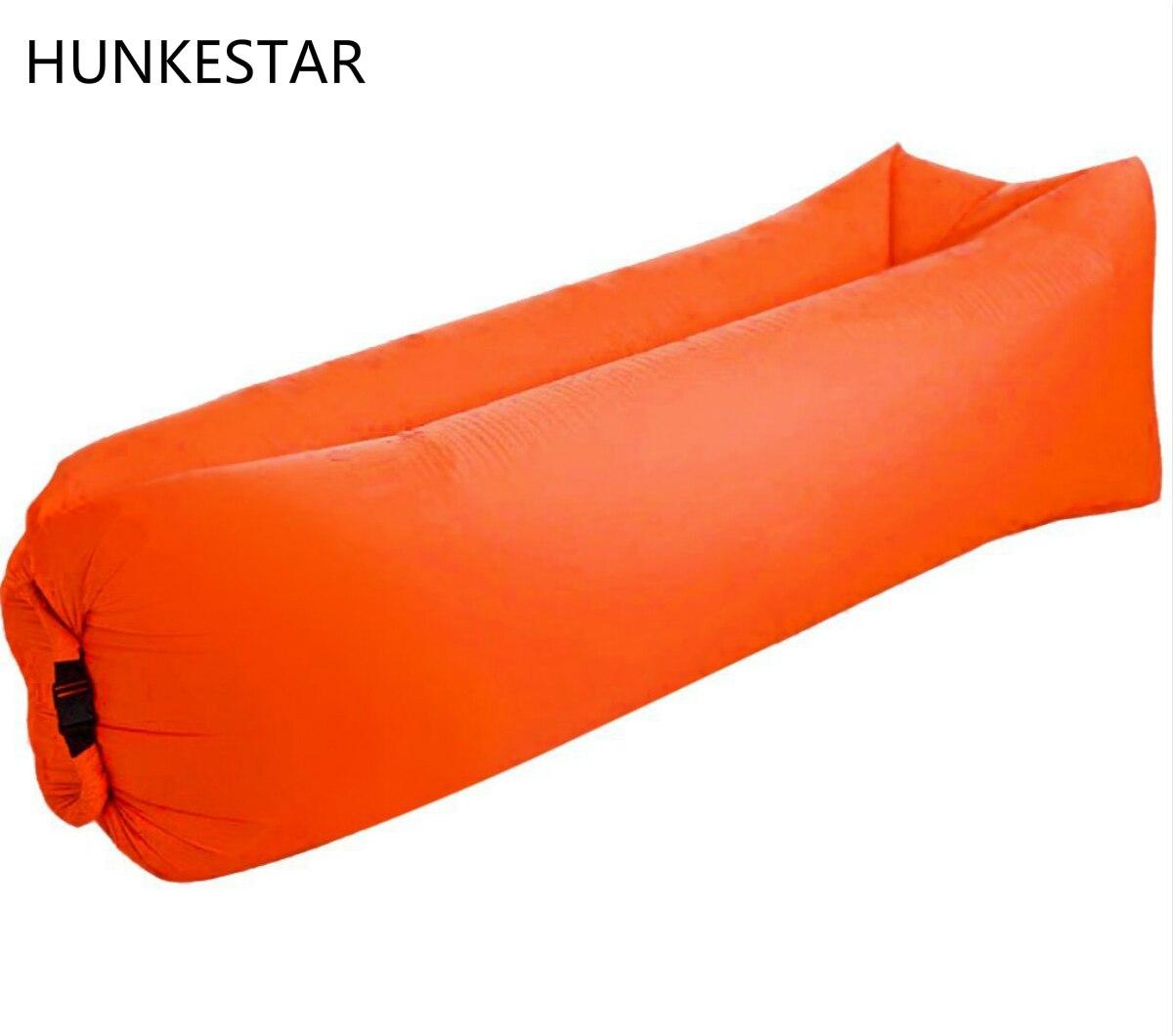 2018 притон мешок ленивый бездельник Air диван площадь ленивый надувной шезлонг сверхлегкий спальный мешок лайнер Opblaasbare Zitzak Laybag ...