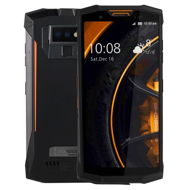 DOOGEE S80 Rugged Smartphone 10080mAh 6GB 64GB Walkie Talkie 5 99 Android 8 1 IP68 Waterproof