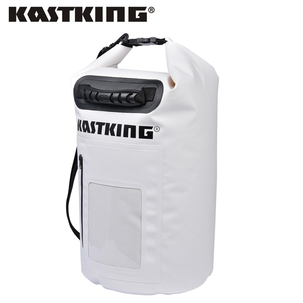 KastKing 30L Ultralight Portable Outdoor Waterproof Bag Dry Bag for Travel Drifting Kayaking Swimming Camping Equipment