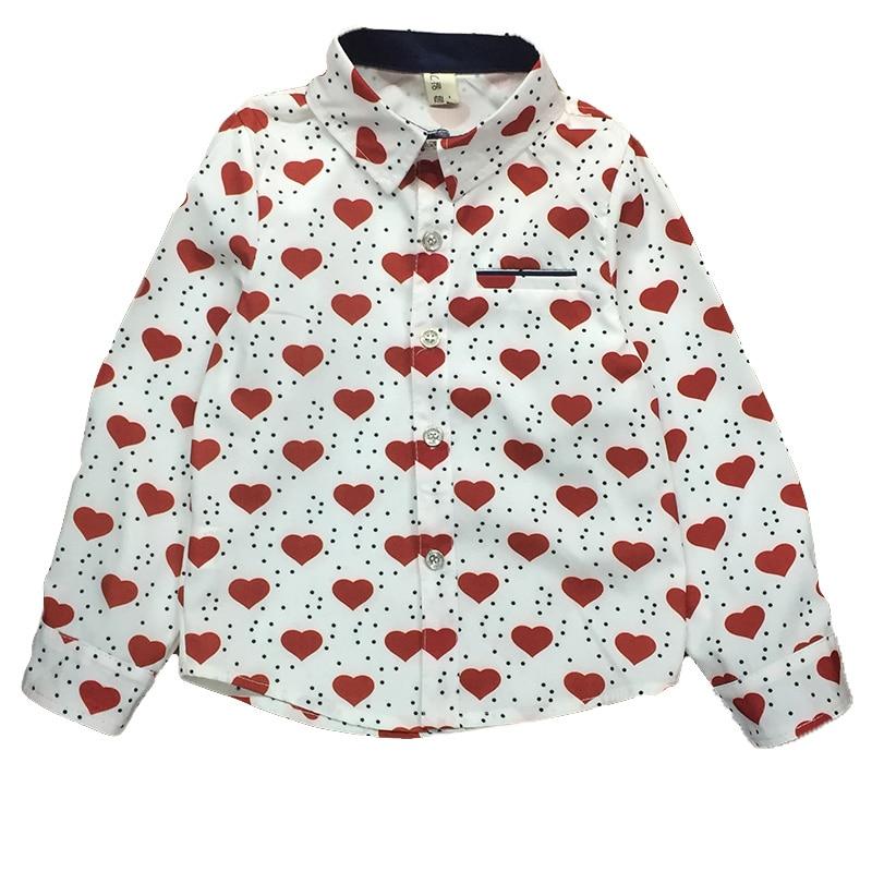 Einzelhandel Kinderbekleidung Und Kleinen Jungen Tragen Langarm-shirt 2018 Neue Frühling Und Herbst Reine Baumwolle Jungen Hemd Top