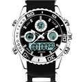 Readeel Fashion Brand Men Sports Watches Led Display Digital Analog Watch Army Military Waterproof Male Clock Relogio Masculino