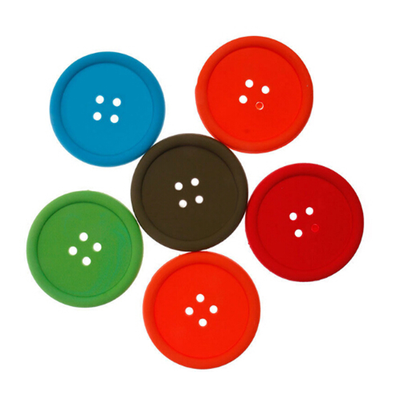 1XSilicone Coffee <font><b>Placemat</b></font> Button <font><b>Coaster</b></font> <font><b>Cup</b></font> Mug <font><b>Glass</b></font> Beverage <font><b>Holder</b></font> Pad <font><b>Mat</b></font>
