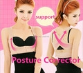 Mujeres sujetador de la talladora Push Up soporte Corrector volver underwear Brace hombro Sexy Body Shaper