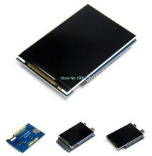 "Free shippping! 5pcs/lot LCD module 3.5 inch TFT LCD screen 3.5 "" for Arduino UNO R3 Board and support mega 2560 R3"